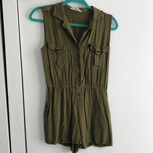 nordstrom army romper